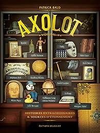 Axolot, tome 3 par Patrick Baud