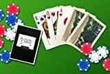 Thousand Springs, ID - Quartette Falls View (Playing Card Deck - 52 Card Poker Size with Jokers)