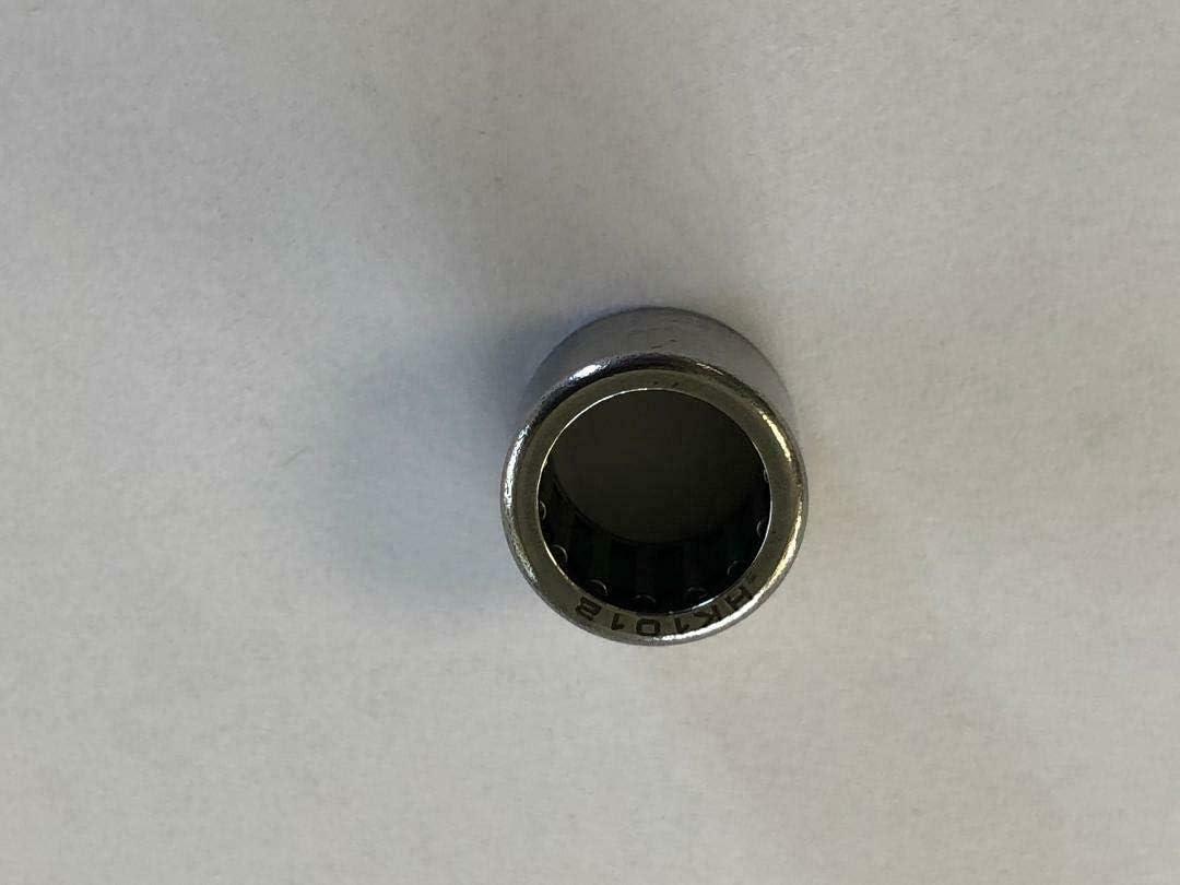 Aluminum A2017 Bore Diameters 10 mm and 11//16 NBK MJC-55-EGR-10-11//16 Jaw Flexible Coupling Set Screw Type