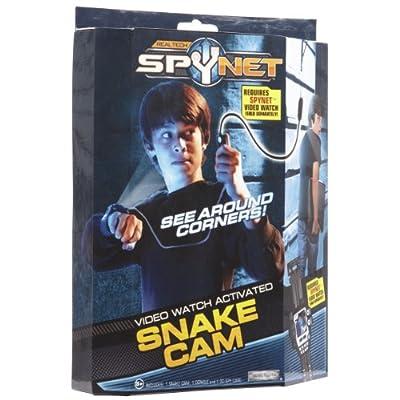 Spy Net: Flex Neck Snake Cam: Toys & Games