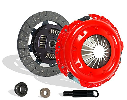 - Clutch Kit Works With Ford F150-350 Bronco Econoline XL XLT Eddie Lightning Custom E-150 E-250 E-350 Econoline Club Wagon 1987-1993 4.9L L6 5.0L V8 5.8L V8 GAS OHV Naturally Aspirated (Stage 1)