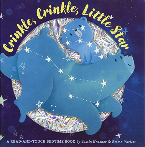 Crinkle, Crinkle, Little Star (A Read-and-touch Bedtime Book) ()