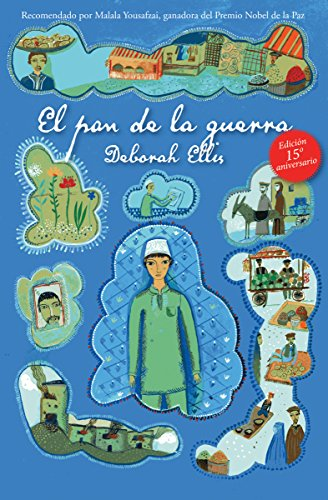 El pan de la guerra (Breadwinner Series) (Spanish Edition) by [Ellis