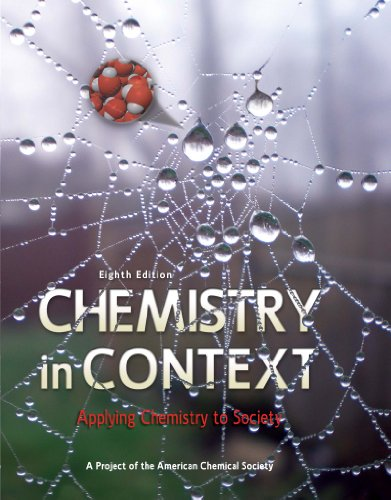 Chemistry in Context Pdf