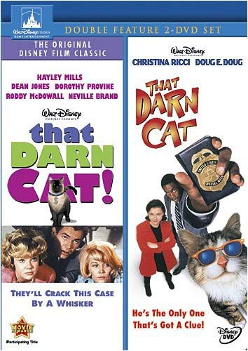 That Darn Cat 2-Movie Collection