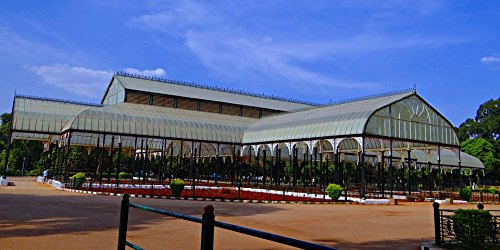 LAMINATED POSTER Glass House Bangalore Botanical Garden Lal Bagh Poster Print 24 x 36 (Bangalore Garden Furniture)