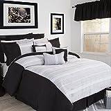 Lavish Home Caitlin 18-Piece Comforter Set, King