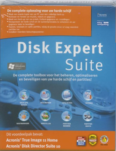 DISK EXPERT SUITE: SOFTWARE Acronis