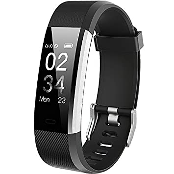 Montre Connectée, Willful Bracelet Connecté Cardiofrequencemetre Poignet Smartwatch Fitness Tracker dActivité Cardio Etanche