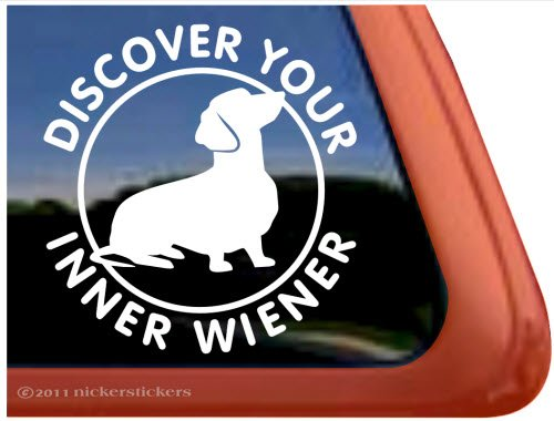 discover-your-inner-wiener-dachshund-vinyl-window-decal-weiner-dog-sticker