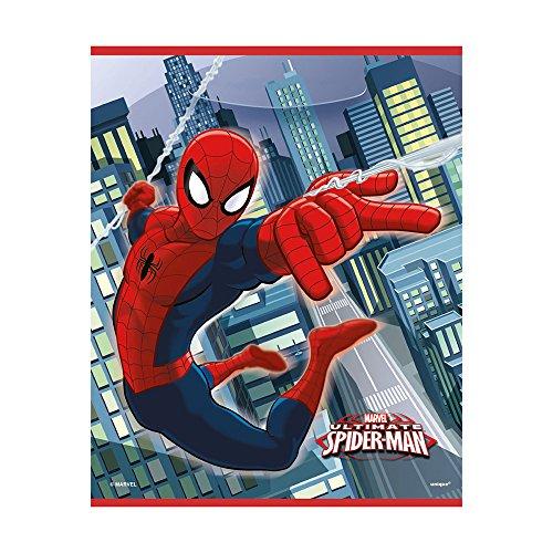 Spiderman Goodie Bags, 8ct