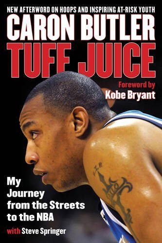 Kobe Bryant Nba Player (Tuff Juice: My Journey from the Streets to the NBA)