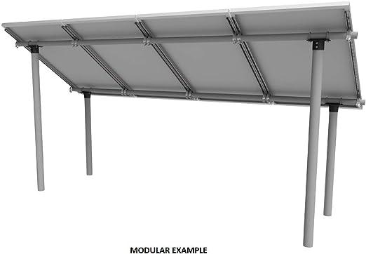 Cutting Edge Power Sistema de Soporte de Panel Solar Modular ...