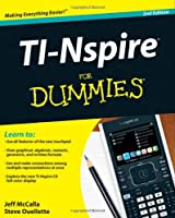 TI-Nspire For Dummies Front Cover