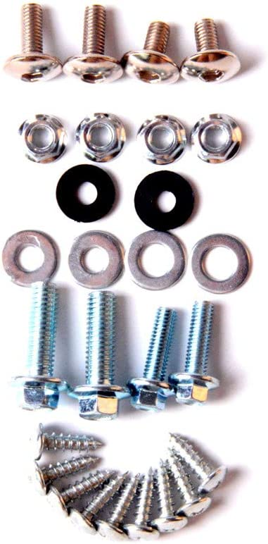 hongyu CRF50 Green Plastic Body Fender Kit for Chinese CRF XR 50cc Pit Dirt Bikes Including All Mounting Screw