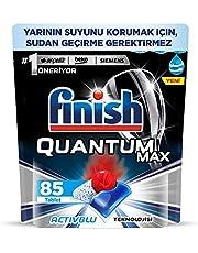 Finish Quantum Max Bulaşık Makinesi Deterjanı 85 Kapsül 1 Paket (1 x 85 g)