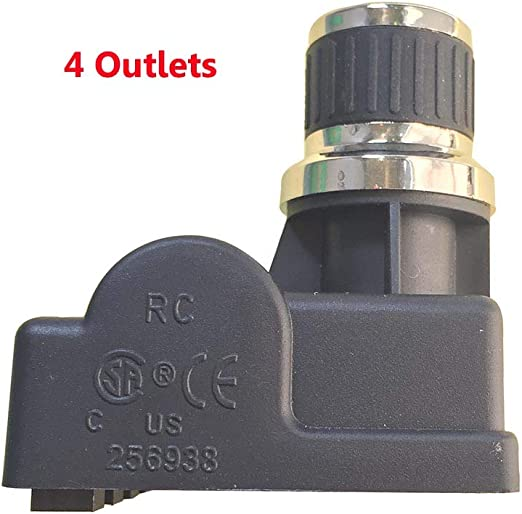 Brinkmann Grand Gourmet 6345 4-Outlet AA Spark Generator Replacement Part