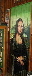 Amazon Com Mona Lisa Beaded Curtain 125 Strands Hanging