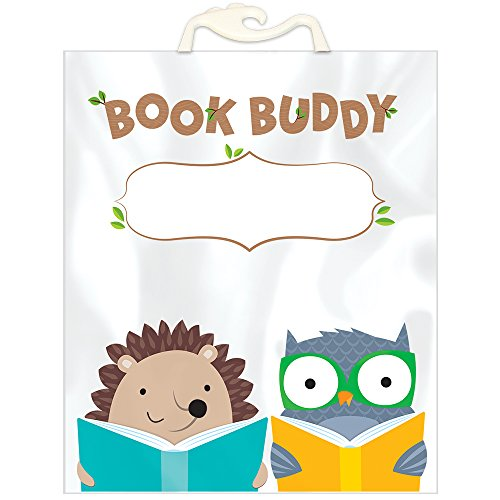 Creative Teaching Press Book Buddy Bag Classroom Organizer (8537)