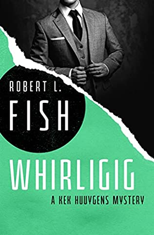 book cover of Whirligig