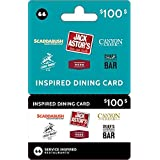 Sir Corp Inspired Dining Gift Card