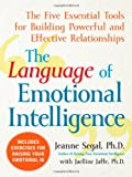 The Language of Emotional Intelligence, Jeanne Segal, 0071544550