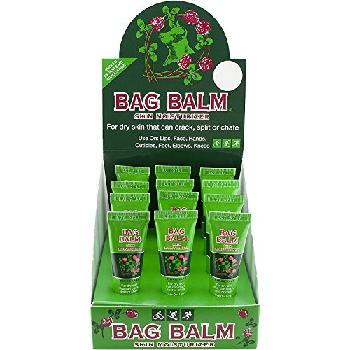 DSE Healthcare Solutions Bag Balm .25oz Tube Dsply 12ct