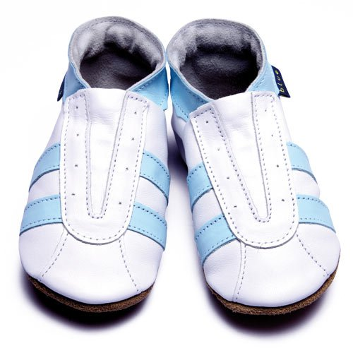 Inch Blue, Jungen Babyschuhe - Lauflernschuhe 17-18 cm