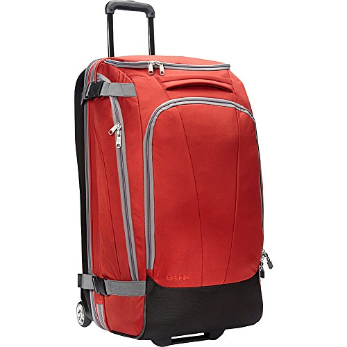 eBags TLS Mother Lode 29'' Wheeled Duffel (Sinful Red) by eBags