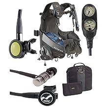 Genesis Drift BCD Yukon Reg Octo Scuba Gear Package (Medium)