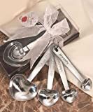 Stainless Steel Measuring Spoons in Gift Box, 72