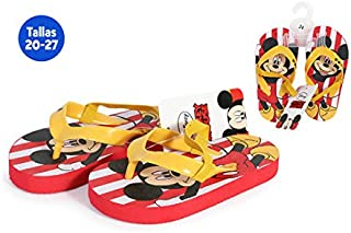 Chaussures Plage Enfant Mickey – Taille E2 – Taille E2 IDEALCASA KIDS