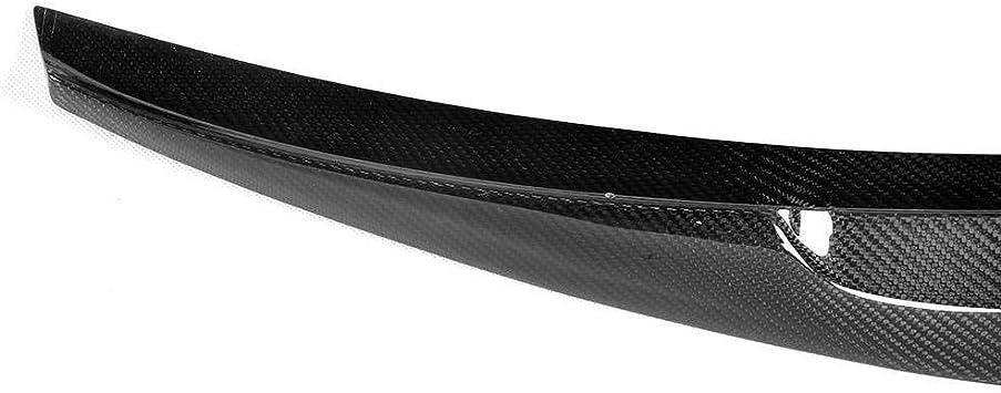 GLFDYC Auto Fibra de Carbon Aler/ón Trasero Spoiler para BMW M2 F87 F22 220i 228i M2 35i 2014-2018 Car Rear Trunk Techo Spoiler Lip Universal Coche Maletero ala Cola Accesorios Nuevo Trim
