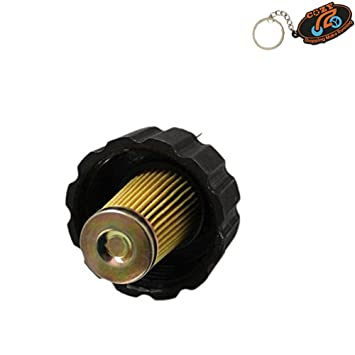 Cozy Golf Cart Gas Tank Fuel Filter for Yamaha G2 G9 Replace # 8R4-24560-00  8F3-24560-00-00