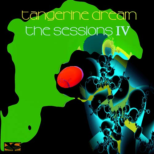 CD : Tangerine Dream - Sessions Iv (Germany - Import)