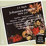 Nikolaus Harnoncourt - Bach,Js:St John Passion (1965)