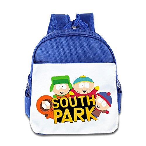 South Park Baby Kids School Bag RoyalBlue