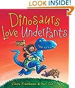 #9: Dinosaurs Love Underpants (The Underpants Books)