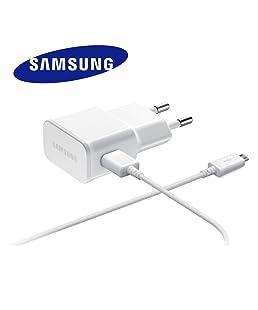 Chargeur Original Samsung 2A ETAU90EWE Blanc compatible Samsung SM-P600 Galaxy Note 10.1