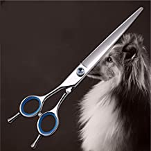 7.5 8.0 inch JP440C Pet dog hair grooming Scissors left hand use cutting shears (7.5INCH)