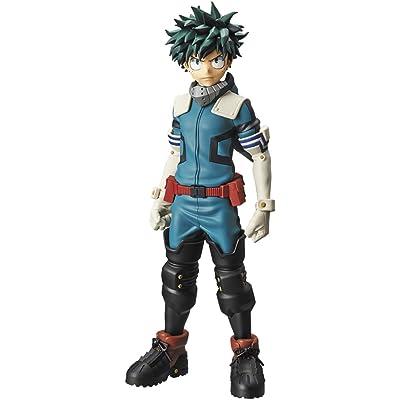 Banpresto 39407 My Hero Academia Grandista Izuku Midoriya Vol. 1 Figure,Multicolor: Toys & Games