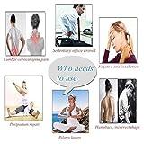 Pilates Yoga Wedge Straightener Cervical Correction Yoga Foam Spine Corrector Professional Ergonomics Relieving Back Pain Arc The