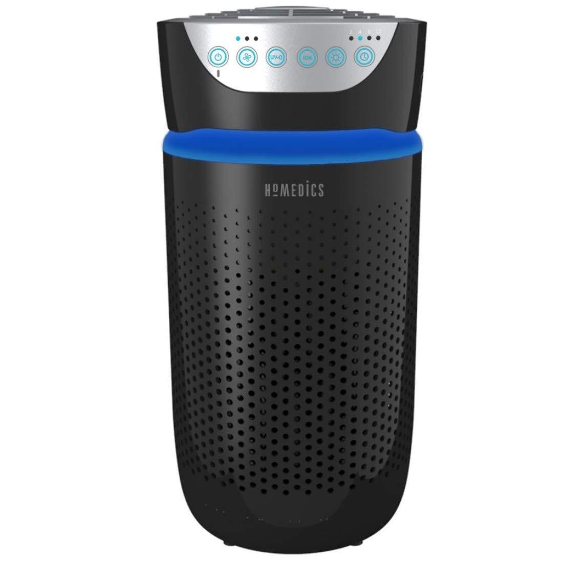 HOMEDICS 5 in 1 Total Clean AIR Purifier AP-T40BK-GB