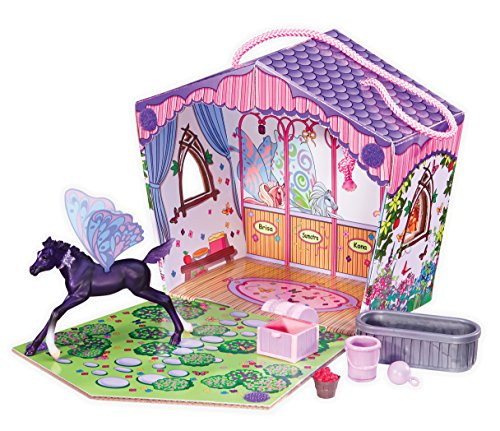 Kona Accessories (Breyer Kona's Treehouse Play Set)