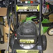 Amazon.com : Karcher G2500PH 2500 PSI Gas Pressure Washer ... on