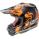 Arai VX-Pro4 Barcia Off-Road Motorcycle Helmet - Black/Orange/X