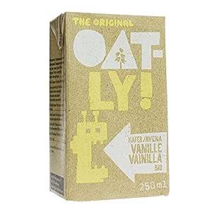 Bebida Avena sabor Vainilla Oatly Bio, 250 ml: Amazon.es