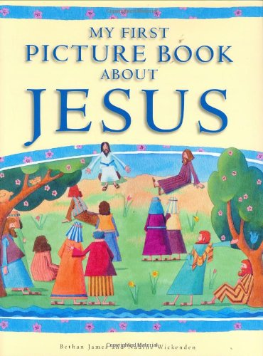 My First Picture Book about Jesus PDF