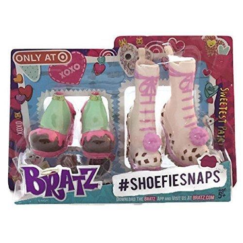 Exclusive 2016 Valentine's Day Bratz Shoefie Snaps Shoe Pack - Exclusive Bratz