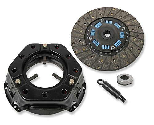 Hays 91-2002 Street 450 Clutch Kit Single 11 in. Disc 10 Spline by 1-1/16 in. Incl. Alignment Tool/Throwout Bearing Organic Street 450 Clutch ()